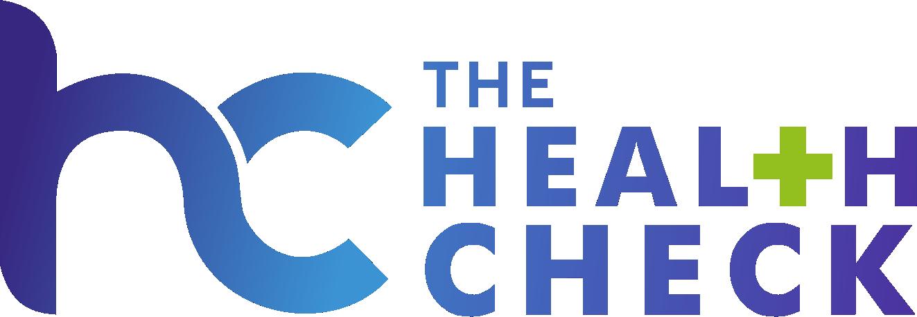 the health check banner logo